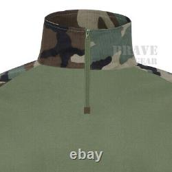 Emerson G2 Tactical BDU Combat Uniform Set Comfort Shirt & Pants+Knee Pads S-XL