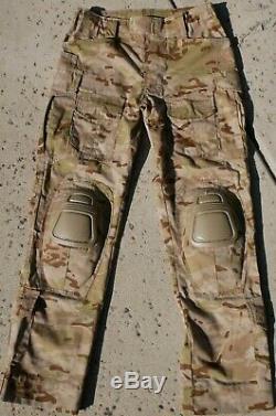 Emerson G3 Combat Uniform Set Multicam Arid S Pants/Shirt Tactical Camouflage