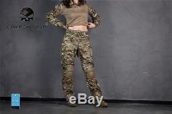 Emerson Military Hunting BDU G3 Combat Uniform Woman Shirt & Pants MultiCam