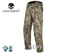 Emersongear Combat Assault Tactical Shirt Pants Suit Military Army bdu Uniform