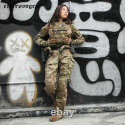 Emersongear Tactical G3 Combat Suit For Women Shirts Pants Training Uniform Sets