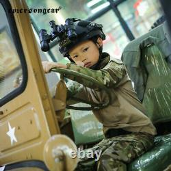 Emersongear Tactical G3 Combat Suits For Kids Shirts Pants Uniform Sets Airsoft