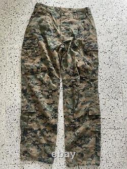 FROG Marpat Woodland MR (Pant + Shirt) USMC MARSOC DEFENDER M