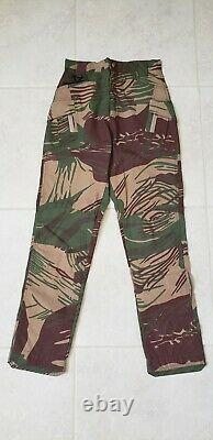 Fireforce Ventures Rhodesian Brushstroke Combat Shirt and Pants Uniform Small