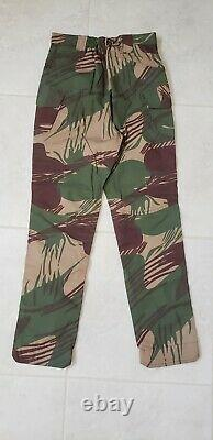 Fireforce Ventures Rhodesian Brushstroke Combat Shirt and Pants Uniform Small G1