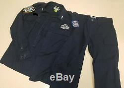 First tactical BDU uniform shirt pant set CTB