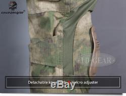G3 Combat Uniform Emerson Shirt & Pants Military Airsoft Hunting A-TACS FG BDU
