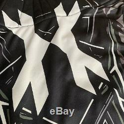 HK Army Paintball Jersey Pants Elbow Pads Uniform Black And White Medium
