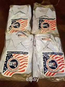 HUGE LOT OF United States Postal Service USPS Shirts Pants Hats Ties Shorts NWT