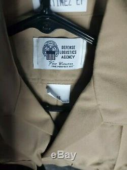 HUGE LOT USMC MARINE CORPS DRESS BLUES JACKET 39S + Shirts, Pants, Coats, Hats++