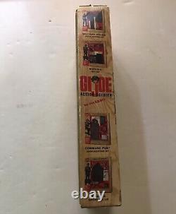 Hasbro 1964 GI Joe ACTION SOLDIER Double TM Original 7500 Box Dated 10-64