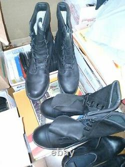 (Huge Lot) Military Pants, Shirts, Jackets, Boots, Blanket (Vintage New & Used)