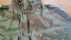 Idf Israeli Zahal Israel Six Days War Para Camo Lizard Tap 47/53 Shirt Pants Hat