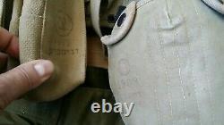 Idf Zahal Six Days War Israeli Shirt Pants Trousers Webbing Para Boots Backpack
