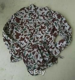 Iraqi Republican Guard Desert Block Camouflage National Guard Uniform shirt pant