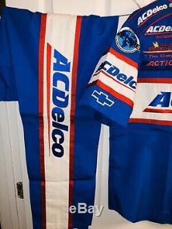 Japan Dale Earnhardt Sr RCR AC Delco Nascar Pit Crew Shirt & Pants Chevy Uniform