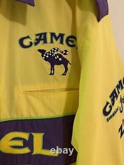Jimmy Spencer WINSTON CUP SERIES PIT CREW UNIFORM SHIRT & PANTS #23 Camel Joe