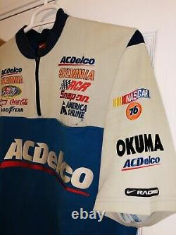Kevin Harvick Nike AC Delco RCR Nascar Busch Pit Crew Uniform Shirt Pants Series