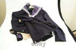 Kriegsmarine blue shirt, pants WW2 (original) THERE ARE NO ILLEGAL CHARACTERS