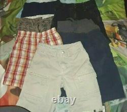 LOT Boys 4/5/6/7 Tops Shirts Pants Khakis Polo School Uniform Children's Place