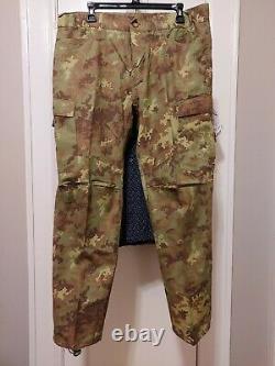 Marpat Camouflage Uniform Tactical Military Shirt Jacket Size M Pants 38/30