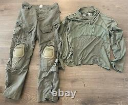 Massif combat shirt and pants Size Medium Reg