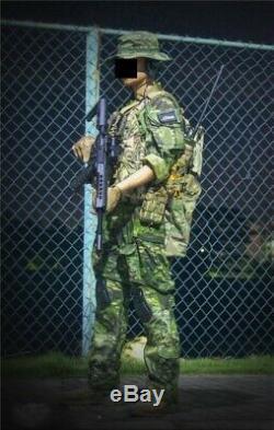 Mens Military Tactical Combat Uniform Shirt Pants SWAT Gen3 Sets BDU Camouflage
