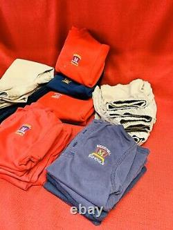 Merryhill Prechool Uniforms-Pants(8)-Shorts(6)-Collared Shirts(9)-Sweatshirts(3)
