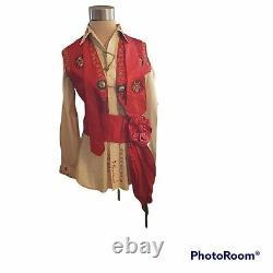 Military Order Of The Cootie Uniform WW11 Era VFW Pants Vest Shirt Sash Tie