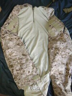 NEW Crye Precision AOR1 Navy Custom G2 Combat Pants 34 LONG 34L Shirt LL SET