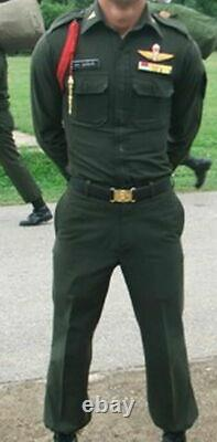 NEW UNIFORM Soldier shirt and a pants suit Royal Thai army Thai Military