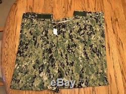 NWU Type III Navy Digital Woodland GORETEX Jacket & Pants & Shirt All XLXL