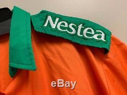 Nascar Authentic Pit Crew Race-uniform Shirt/pants Rick Bill Nestea (p)