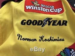 Nascar Uniform, Robert Yates Racing, Texaco Havoline, Irvan & Jarret Shirt Pants
