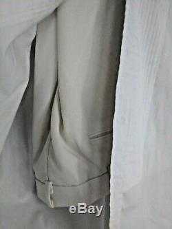 Naval Uniform Lot White Jacket Pants Uniform Brass Buttons Black Jacket Shirts