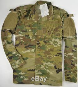 b039f69271be7 New Usgi Army Military Uniform Scorpion W2 Ocp Camo Shirt Pant Sr Small  Regular