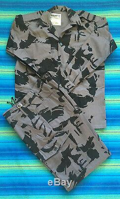 Nos South African Awb Urban Camo Adro Ystergarde Trouser/pant & Shirt Med New