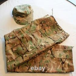 Nwot Georgian Army Multicam Uniform Shirt, Pants And Hat. Size 46