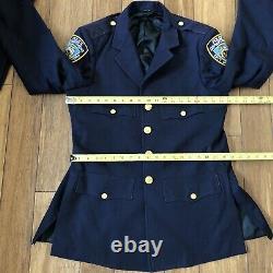 Nypd New York City Police Department Uniform Jacket Shirt Pants