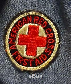 OBSOLETE 1950s Missouri State Highway Patrol Uniform Shirt/Pants Gelhaar CC