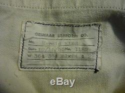 OBSOLETE 1950s Missouri State Highway Patrol WINTER Uniform Shirt/Pants EEE