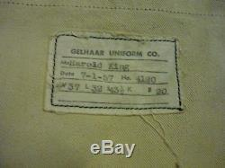 OBSOLETE 1950s-era Missouri State Highway Patrol Uniform Shirt/Pants Gelhaar DD