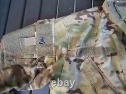 OCP, Multicam Army Aircrew FRACU FR Combat Shirt & Pants, EXTRA SMALL SHORT