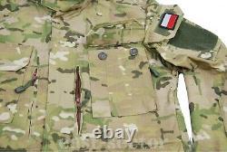 Original Polish Army Uniform Pants + Shirt Multicam Special Forces Grom 175