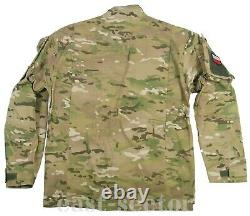 Original Polish Army Uniform Pants + Shirt Multicam Special Forces Grom 181