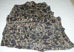 Original Vietnam War CISO Beo Gam Camo Shirt & Pants LRRP Special Forces