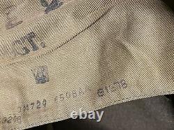 Original WWII Named Uniform Blouse, Shirt & Pants 34th Division