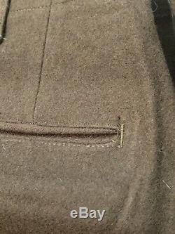Original Ww2 45th Infantry Combat Shirt & Pants