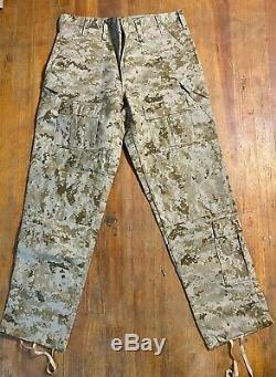 Paraclete SOF DESERT DIGITAL AOR1 BDU PANTS & SHIRT SET MEDIUM LONG CAG AWG