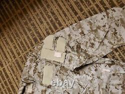 Paraclete SOF DESERT DIGITAL BDU PANTS & SHIRT SET MEDIUM LONG NEW